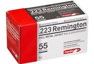 (640420003054) AGUILA AMMO .223 REMINGTON 55GR. FMJ 50-PACK