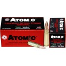 (858767004744) ATOMIC AMMO 7.62X39 SUBSONIC 220GR. HOLLOW POINT BT 50-PACK
