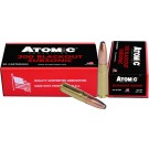 (858767004782) ATOMIC AMMO .300AAC BLACKOUT SUBSONIC 260GR. RNSP 20-PACK